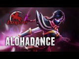 ALOHADANCE Amazing Templar Assassin Gameplay