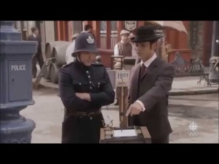 Murdoch Mysteries: Henry Higgins and George Crabtree Funny Moments