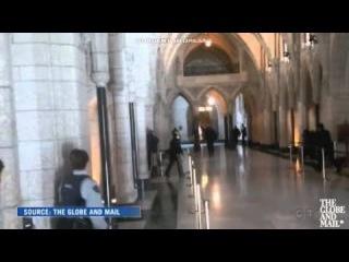 Soldier Shot at Canada's National War Memorial (VIDEO) Ottawa Shooting