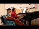 II Международный конкурс КОМПОЗИТОР XXI ВЕКА. Дуэт Юлии Галдановой и Ларисы Санжиевой.