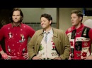 SPN Gag Reels- Everybody needs this happy thing