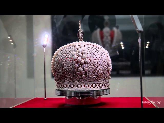 Реплика Большой Императорской Короны.
