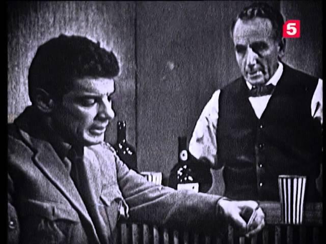 Прощай, оружие, 2-я серия (заключит), телеспектакль по роману Э. Хемингуэя. ЛенТВ, 1967 г.