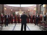 лемківська народна пісня в перекладі для хору Станіслава Ярецького «Гей, пливе кача…».