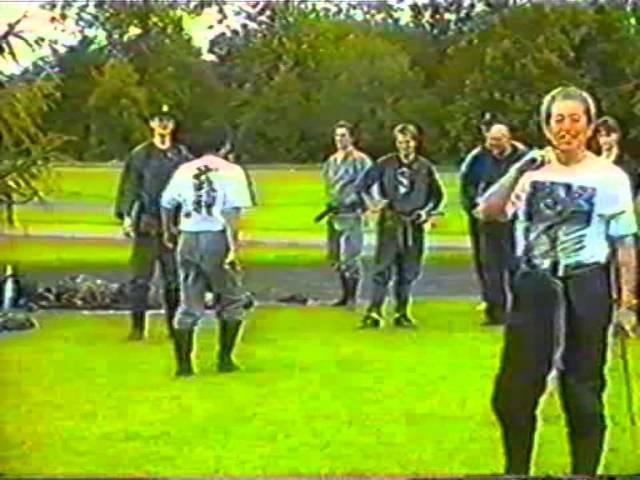 1992 TaiKai Inglaterra 1 de 4