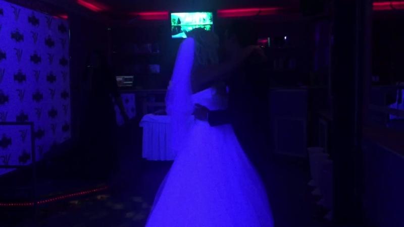 Песня Титаник для любимой Дашули в день свадьбы