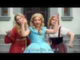 CINDERELLA vs BELLE- Princess Rap Battle (Sarah Michelle Gellar