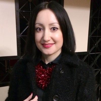 Наталья Казаринова