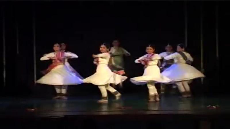 Maneesha Nrityalaya- performing unit
