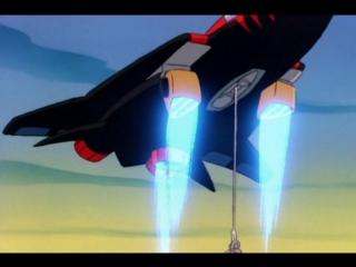 Коты Быстрого Реагирования 8 серия из 13 / SWAT Kats: The Radical Squadron Episode 8 (1993 - 1995)