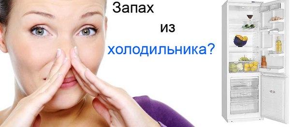 Почему образуется неприятный запах в холодильнике