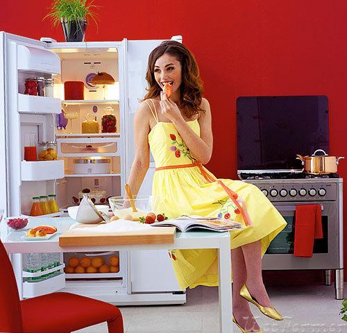 Что делать что бы из холодильника всегда был приятный запах