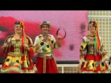 шоу группа БессарабияФайна Украина(Украинские народные песни,шоу программа Одесс (1)