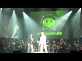 Paul Romero & Tommy Tallarico @ Video Games Live HOMM Medley