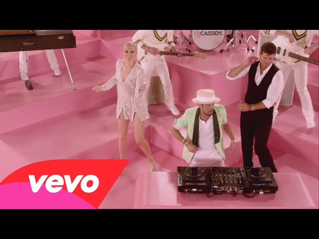 DJ Cassidy Calling All Hearts ft Robin Thicke Jessie J