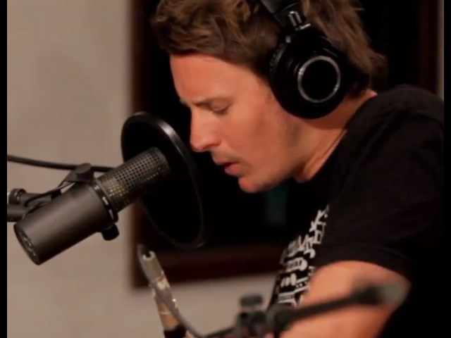 Ben Howard performing Depth Over Distance on KCRW