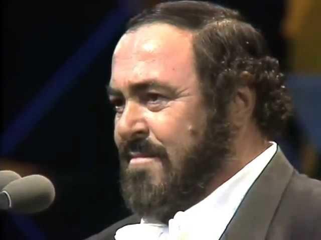 Luciano Pavarotti - E Lucevan Le Stelle