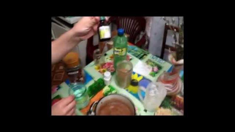 Семья Бровченко. Как сделать домашние конфеты на палочке и смоктушки с разными в...