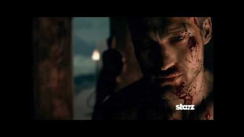 Трейлер Спартак: кровь и песок - Сериал, 2010
