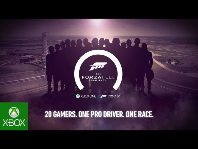 Forza 6 - FORZAFUEL CHALLENGE 2016 - Sign up to Team Nadeshot now