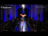 Dita von Teese at Jean Paul Gaultier SpringSummer 2014