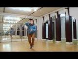 Dubstep Dance Tutorial. Урок 1.2. Танцевальная связка в стиле дабстеп.