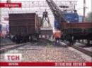 Авария на ЖД станции Фащевка (8.08.2012.)