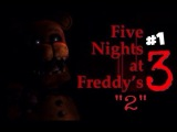 The Return To Freddy's 2 (FNAF3 n2) #1