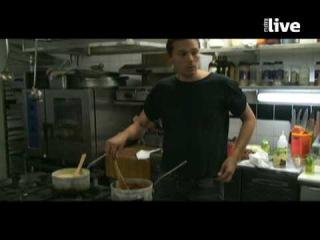 HIM - Burton на кухне 12/2008