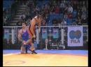 Ktsoev Lashgari Wrestling Freestyle 84kg 1 2 Final IRI RUS