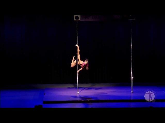 Jenyne Butterfly - Guest Performance - USPDF 2012