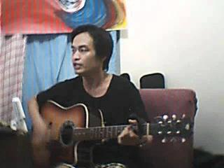 Louie Cruz - Nirvana - Rape Me Acoustic cover