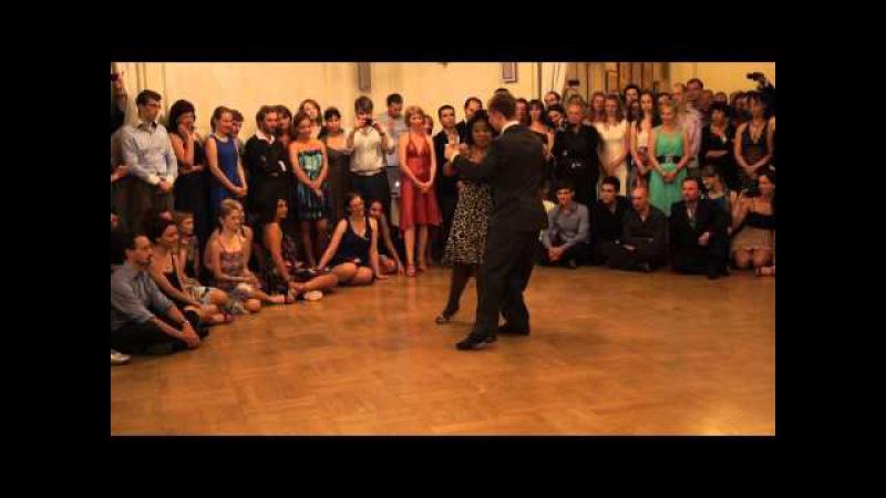 Грасиела Гонсалес и Родион Храмутичев Танго Белых Ночей 2013 (13 июня, Кочубей Клуб)