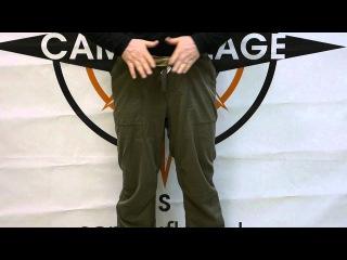Обзор летних брюк Surplus ATHLETIC