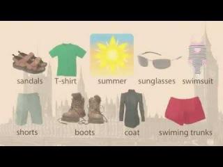 Одежда. Clothes | урок 3, английский язык 4 класс