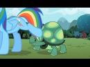 My little pony песня Радуги(Rainbow Dash) и Флаттершай-выбор питомца(rus/рус)