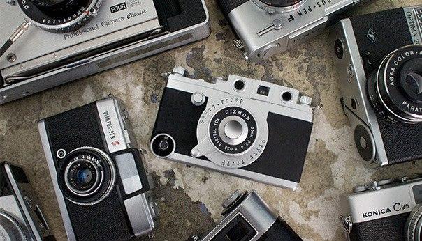 Gizmon iCa6: чехол для iPhone 6 и iPhone 6 Plus в виде винтажной фотокамеры Для iPhone разработано множество всевозможных аксессуаров: док-станции, акустика, брелоки и прочие всевозможные дополнения. На этом фоне отметились разработчики из компании Adplus. Они создали чехол, с помощью которого можно превратить «яблочный» коммуникатор в ретро-фотокамеру. Необычный девайс совместим с iPhone 6 и iPhone6 Plus. Задумка разработчиков простая, ведь люди часто используют телефоны в качестве…