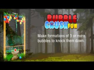 Bubble Crush Fun_Free Game