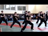 Экзамен на черный пояс, 3 кап. Кунг-фу Хонг За Куен