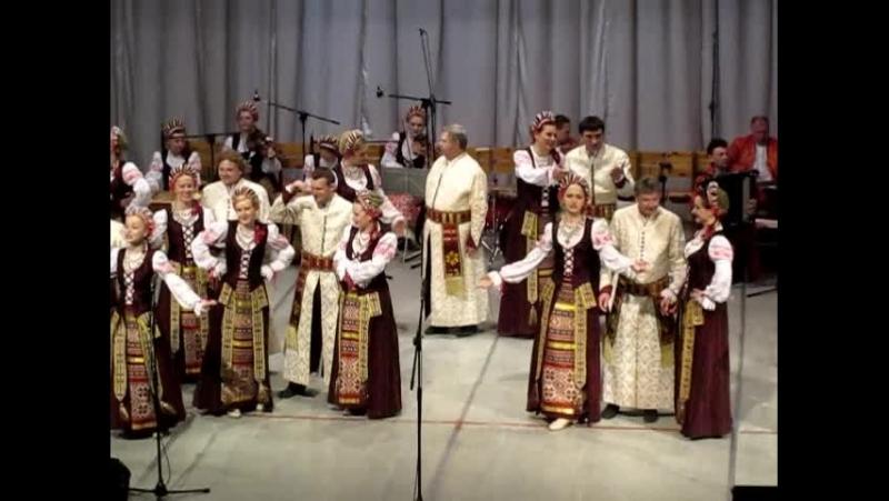 Национальный академический народный хор Республики Беларусь им. Г.И. Цитовича