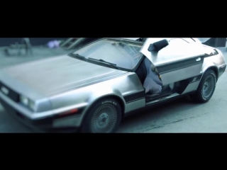 «Back to the Future» in Moscow!