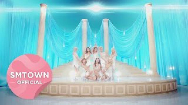 Girls Generation 소녀시대 Lion Heart MV