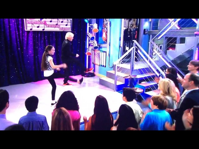 Austin Ally - Homework Hidden Talents - Dance Clip - Tune In 4 What?!