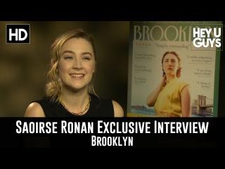 Интервью с Сиршей Ронан о ее новом фильме «Бруклин»