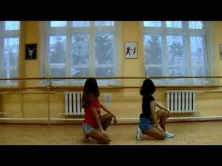 Hello Venus   Wiggle wiggle (dance cover by Mira from High Track and Bam from Th...