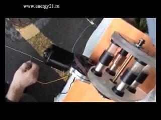 Вечный магнитный мотор-генератор. Часть3