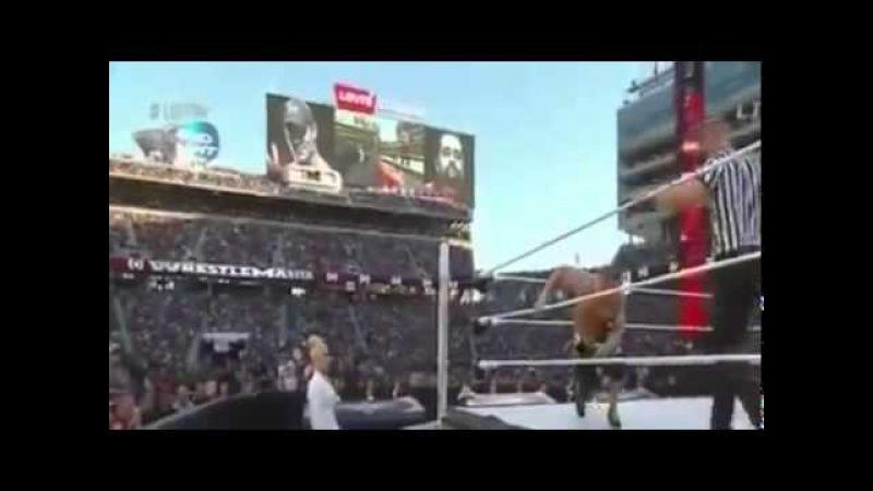 WWE Wrestlemania 31 Full Show 29 March 2015 John Cena vs Rusev Full Match WWE 3 29 15