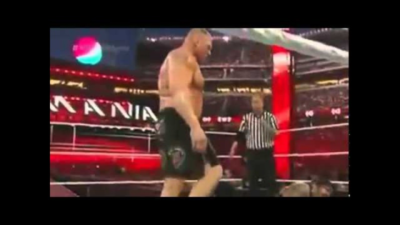 WWE WrestleMania 31 Full Show Brock Lesnar vs Roman Reigns WWE 29 March 2015 3 29 15