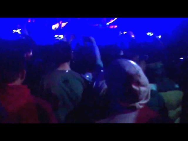 Полный концерт УННВ, в клубе Plan B 12.04.13