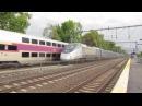 Acela Express Overtakes MBTA in Attleboro